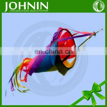hottest designs 100% polyester cheap custom wholesale windsock flag
