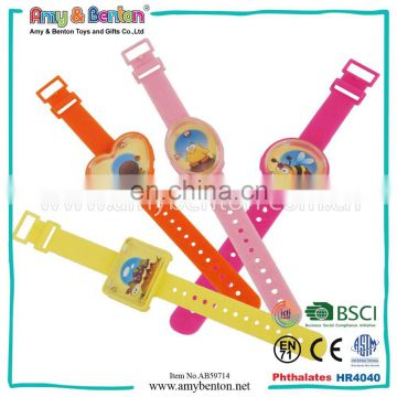Hot Selling Wholesale Cute Toy Plastic Vogue Watch