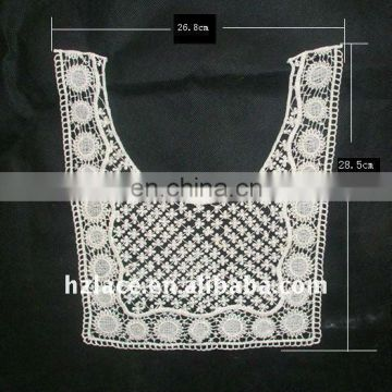 Embroidery collar lace for lady