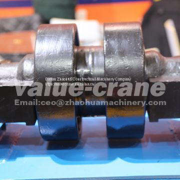 Crawler crane Kobelco BM900 track roller bottom roller lower roller