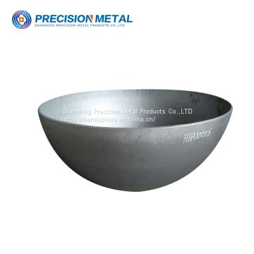 36'' carbon steel hemisphere for fire pits