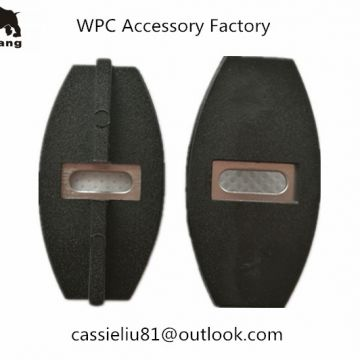 WPC decking clips