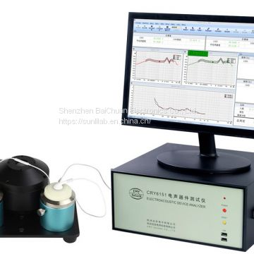 Cry6151 Electro-Acoustic Device Analyzer