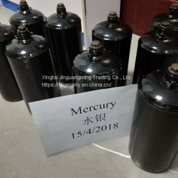 Mercury for Gold Mining Use mercury  7439-97-6 china supply