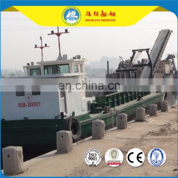 Sand Transportation Carrier Ship Capacity100T