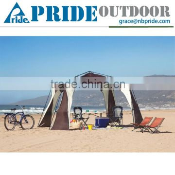 Beach Ultralight Shade Teepee Fishing Luxury Play Garden Shelter Family Gazebo Outdoor Large Folding Canopy Tent
