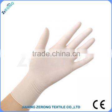 Hot sales medical disposable natural latex examination