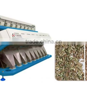 New condition brown rice color sorter Machine
