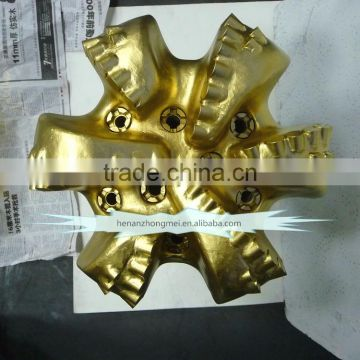 pdc drill bit best selling with high quality for rock /coal mining