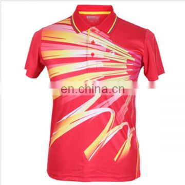 Factory fast dry no limit custom golf polo