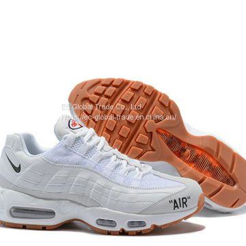 Off White X Nike Air Max 95 Og Shoes, Wholesale Men's Sneakers & Athletic Shoes for Sale