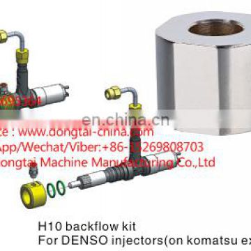 H10 Backflow kit (for DENSO injector)