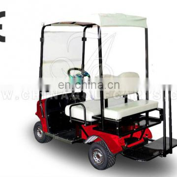 Top 2+2 seater Electric Van with OEM designer and CE certified | Curtis Controller | Full Warranty