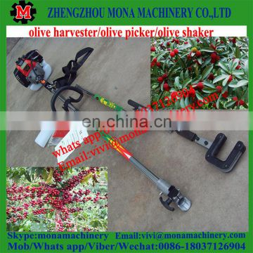 new design electric olive harvest machine / olive picking machine/ olive harvest machine