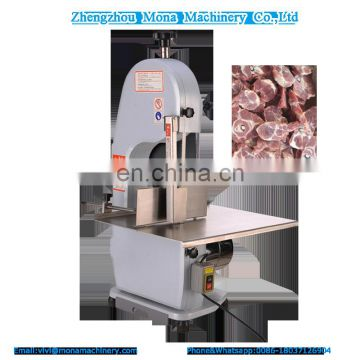 Commercial meat band saws machine,frozen ribs/pig's feet cutting machine,meat bone processing machine