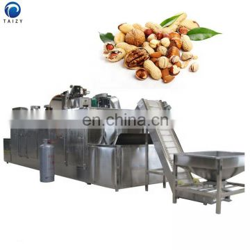 roaster machine for nuts chestnut small soybean roasting machine