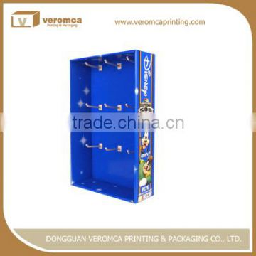 Brand new cardboard poster display stand