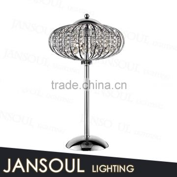 made in china zhongshan modern cage table lamp table top crystal centerpieces for weddings