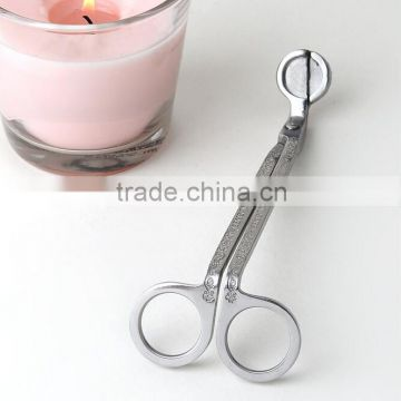 Useful Metal Stainless Steel Candle Wick Trimmer / candle Trim Cutter / off candle clip/tweezers / candle wick clips