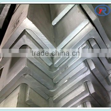 High tensile equal angle steel, hot dip galvanized steel angle made in china