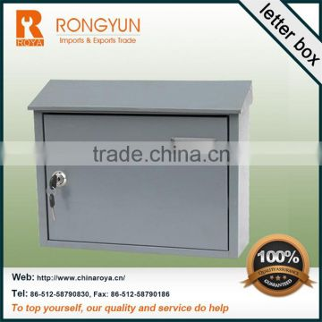 Cheap outdoor letter boxesand letter box manufacturers