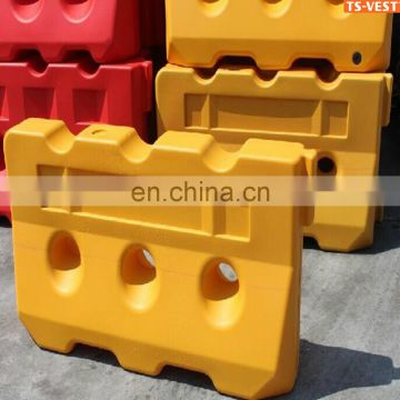 Security Protection Roadway Safety Traffic Plastic Road Safety Barrier