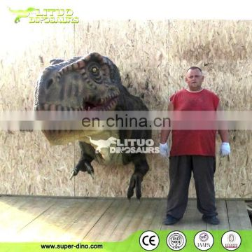 High Quality Robotic Dinosaur Costume