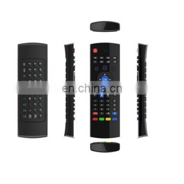 MX3-M Air Mouse Wireless 2.4G Remote Control Keyboard