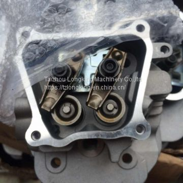 Spare parts 6.5hp 5.5hp GX200 168F cylinder head/cylinder block for generator engine