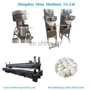 Automatic Low Cost Meat Ball Production Lines From China