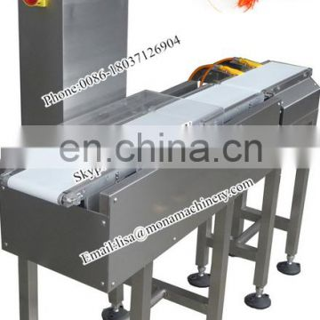 Stainless steel lobster / prawn grading sorting machine