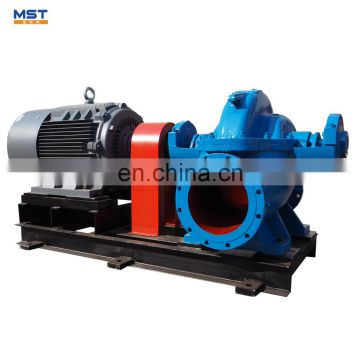 High Pressure Double Suction Agricultural Farm Irrigation Water Pumps for Sale