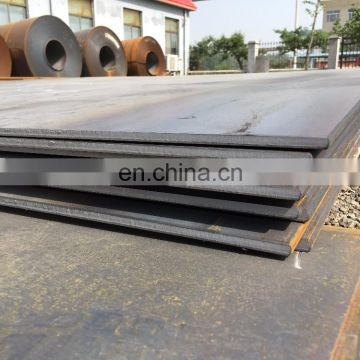 Steel Plate Road Plate iron black sheet metal Building Steel Plate Material jis g3101 ss400 equivalent