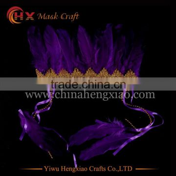 wholesale feather headdress indian sale feather carnival party supplies