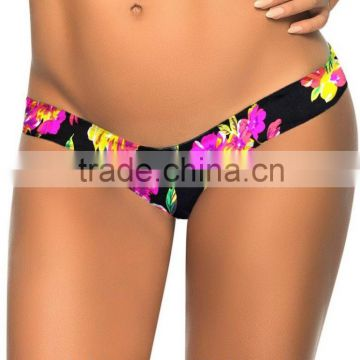 A37 Fashionable summer beachwear Mix colour underwear women sexy G-string 2015 new style erotic sexy lingerie for women
