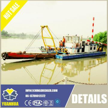 1200m3/hr Cutter Suction Dredger