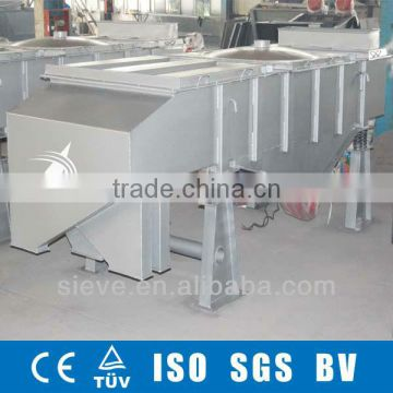 Auto screening large capacity vibro sifter sieve machine