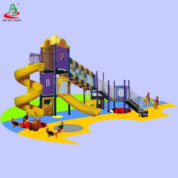 China Factory Supplies Kids Play Equipment Children Recreational Facility