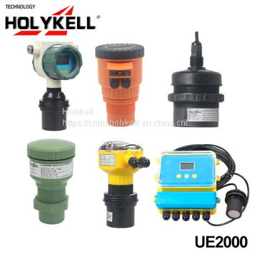 Holykell OEM Non contact cheap Waterproof ultrasonic liquid water fuel level sensor UE3003