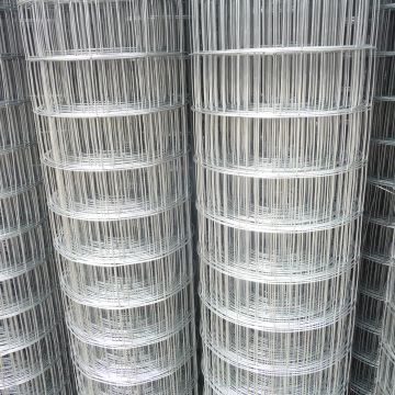 Field Fencing Square Metal Mesh 10 Gauge Welded Wire Mesh
