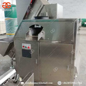 Fruit And Vegetable Processing Machine 700-1000 Kg/h Automatic Onion Peeler