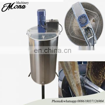 Factory directly supply 2 4 6 8 12 20 24 frame automatic radial motor used manual electric honey