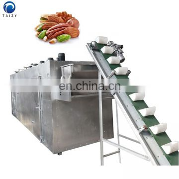 almonds small nut roaster automatic sunflower seeds cashew nut roasting machine