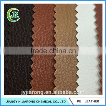 Embossed Artificial PVC Leather for Car Seat Cover                                                                         Quality Choice
