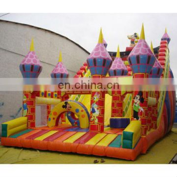 Inflatable bouncer Slide combo,Inflatable Jumper Slide,playground