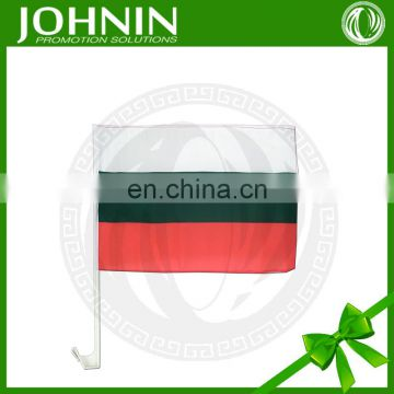 China factory directly sale cheap price polyester car flags