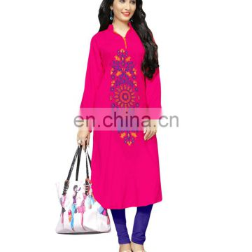 Stylish Casual Wear Women's Stitched Kurtis 2017