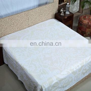 Vintage Designer Traditional Luxury Look bedsheet Indian Ethnic Handicraft Wholesale Retailer 100%Cotton Bedsheet