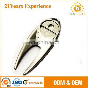2017 New Products Customized Magnets Design Repair Golf Divot Tool For Lady and Gentelmen