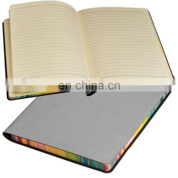 promotion office PU leather journal organizer notebook NOTEBO919